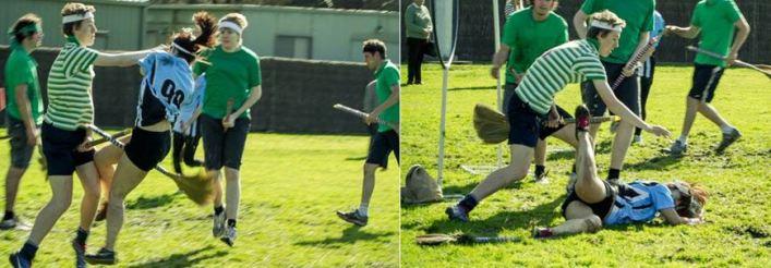 quidditch 1+2
