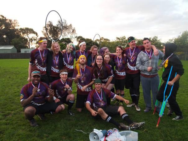 quidditch winners