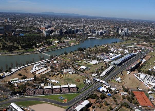 MOTORSPORT/F1 AUSTRALIA GP