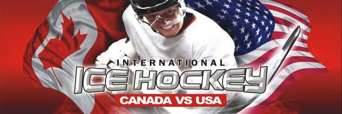 ice hock banner